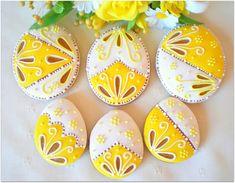 Gingerbread Easter Egg Cookies - Perníčky Velikonoční - balené