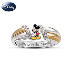 Ok.  I am a total Silpada girl but this ring caught my attention.   Love Mickey Mouse    Want this ring.