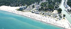 Grand Bend This Gorgeous Beach In Ontario Will Make You Feel Like You're In Miami featured image Beaches In Ontario, The Places Youll Go, Places To Visit, Ontario Travel, Canadian Travel, Family Road Trips, Day Trip, Places To Travel, Travel Inspiration