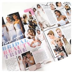 Amazing coverage from You and Your Wedding..Shout out to Lauren!