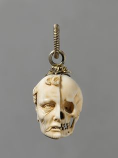 Rosary, ca. 1500-1525. German. The Metropolitan Museum of Art, New York. Gift of J. Pierpont Morgan, 1917 (17.190.306). #halloween