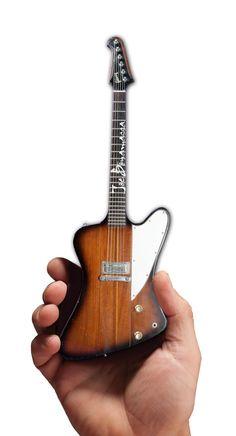 Joe Bonamassa Mini Guitar 1964 Gibson Firebird 1 #2 in series