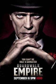 Boardwalk Empire - You Can't Be Half A Gangster