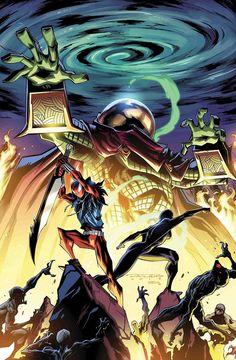 Ben Reilly: The Scarlet Spider Issue # 1 (Marvel Comics) Amazing Spiderman, Spiderman Art, Marvel Comics Art, Marvel Dc Comics, Marvel Villains, Marvel Heroes, Marvel Comic Character, Marvel Characters, Ben Reilly