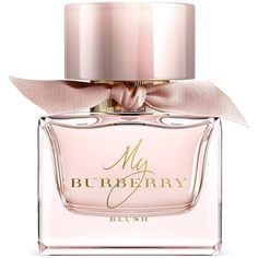 Burberry Burberry My Burberry Blush Eau de Parfum Spray - 1.6 oz. ($60) ❤ liked on Polyvore featuring beauty products, fragrance, burberry fragrance, eau de parfum perfume, perfume fragrance, blossom perfume and burberry