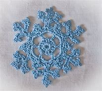 Image result for free crochet snowflakes patterns