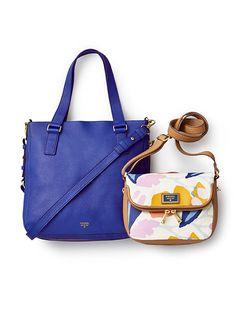 Fossil Handbags, what a blue!!!