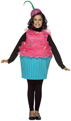 Cool Costumes Sweet Eats Cupcake Child Costume just added...