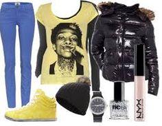 """Résultat de recherche d'images pour """"tenue de ville swag femme"""""""