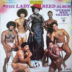 The Lady Reed will speak, but only to men in their underpants.