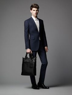 Burberry Black Labels Spring/Summer 2013 Collection