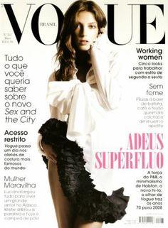 Vogue Brésil Mai 2008.