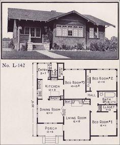 1922 Stillwell - Plan No. L-142