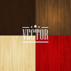 Wooden backgrounds collection