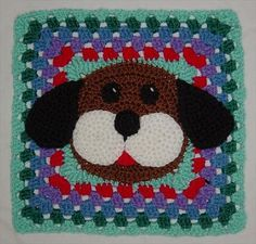 10 Free Crochet Granny Square Patterns | 101 Crochet  Sponsored By: Grandma's Crochet Shop