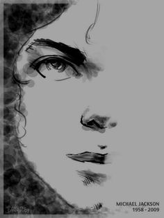 Art with Soul - Black and White - The King of Pop, Rock and Soul!