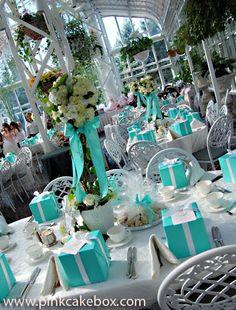 Wedding Inspirations - Ocean in Tiffany Blue | Blog | Ms Little White Dress Kristy 的 BLOG - Yahoo! Blog