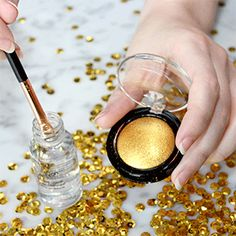 Pat McGrath's First Makeup Product, Gold 001, Goes on Sale This Week—and We've Got a Sneak Peek! | allure.com