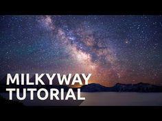 Milky Way Photography: Lightroom Tutorial - Basic Workflow - YouTube