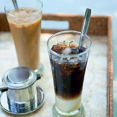 Vietnamese iced coffee, via @Ashley Parker