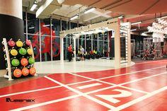 QUEENAX @Andrea / FICTILIS / FICTILIS Tapia Torres Fitness Kuningan City, Jakarta, Indonesia