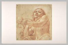 Eve tendant la pomme | Musée du Louvre | Paris