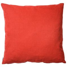 Heal S Geneva Cushion 60x60cm Crimson 56 Liked On Polyvore Featuring Home
