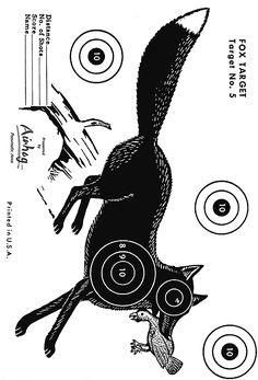 Free Online Printable Shooting Targets | Free Airgun Targets | Archer Air Rifles