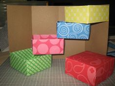 Shhh... Mom's Busy Crafting: Magic Boxes
