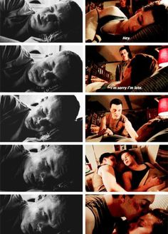 Gallavich parallels between 2 and 5