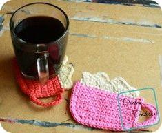 Mug of Cocoa crochet pattern by DivineDebris.com