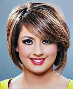 Plus Size Short Hairstyles for Women Over 50 - Bing Imágenes