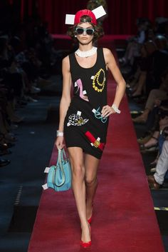 Moschino, Look #31
