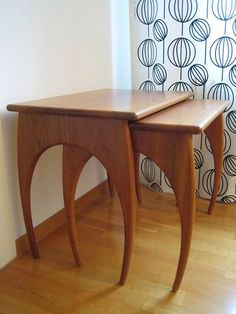 mid century stacking tables | 6112784876_bc98a813d9_z.jpg