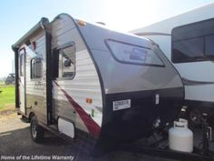 "2016 Starcraft AR-ONE 14RB   This small camper is a great weekend camper, beach, fisherman, hunters will love this camper. Easy to pull, light weight, ""Full Bath""! Sleeps 2 adults.  Contact Bob"