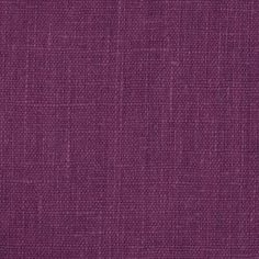 European Linen Fabric Purple