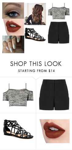 """""""Untitled #9994"""" by iamdreamchaser ❤ liked on Polyvore featuring Boohoo, Alexander Wang, women's clothing, women, female, woman, misses and juniors"""