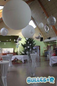 Notre mariage sur le th me des bulles d co vendre messages tables and - Decoration mariage ballon ...