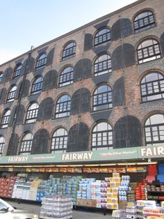 Fairway Market, Red Hook Brooklyn