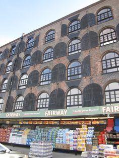 Fairway Market, Red Hook Brooklyn