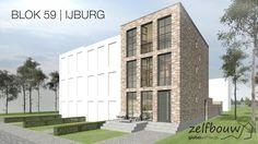 #blok59 #IJburg #zelfbouw #amsterdam