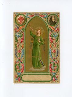 Vintage Italian Beato Angelico Full Color E Sborgi Religious | Etsy
