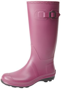 Kamik Women's Olivia Rain Boot. Price: $28.96 – $54.10 #Rainboots #Pink #Boots