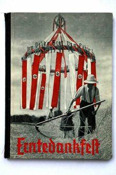 Erntedankfest 1. Oktober 1933. Der deutschen Bauern Ehrentag