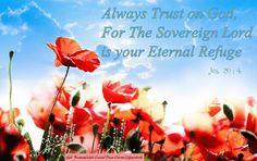 Always Trust on God