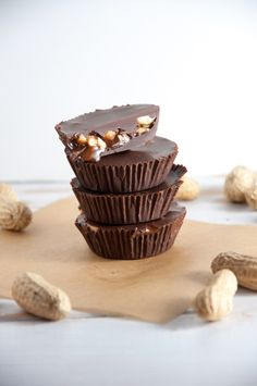 Vegan Snickers Cups