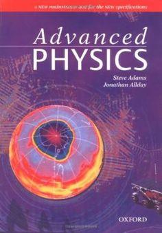 Advanced physics / Steve Adams, Jonathan Allday