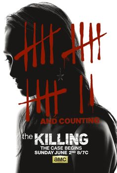 The Killing (2011)  I really like the Danish series, but have only managed a few episodes because , well, we're in the U.S. The murrican remake is kind of growing on me and it manages to translate the wet, moody atmosphere of northern europe to the wet, moody pacific north-west. Recommended.