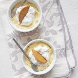 Pumpkin Mascarpone Mousse | Chocolate Shavings