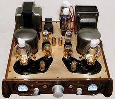 hi fi audio speakers High End Hifi, High End Audio, Hifi Audio, Stereo Speakers, Radios, Valve Amplifier, Vacuum Tube, Audio Equipment, Audio System